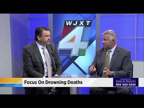 Justice 4 All - Swimming Pool Liability Legal Analysis on WJXT