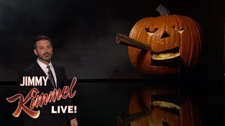Jimmy Kimmel Against the Pumpkin Spicing of America