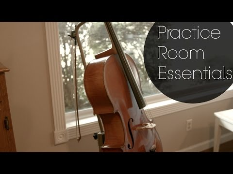 Practice Room Essentials | How To Music | Sarah Joy