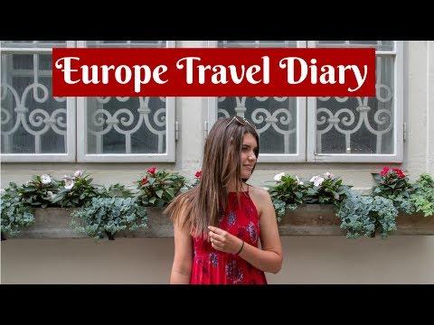 Europe Travel Diary 2017