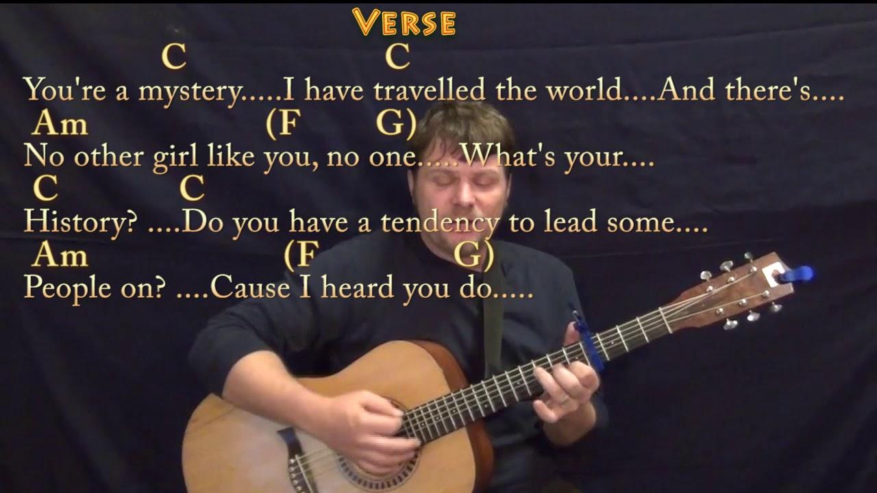 Dive (Ed Sheeran) Guitar Cover Lesson With Chords/Lyrics