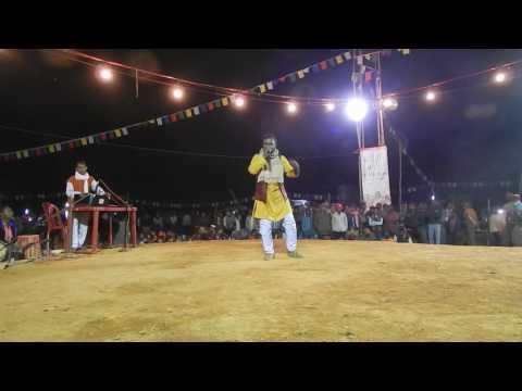 Jhumur gaan by Gobinda Mahato, Puruliya