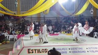 Estilo Potosino- Semifinal Jacala de Ledezma 2016