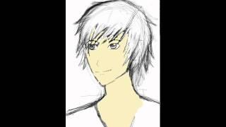 Как рисовать аниме парня (из урода в красавца)(, 2015-03-26T09:24:14.000Z)