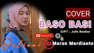 Dangdut Minang    BASO_BASI    JOGET WANCI    COVER JULIANI