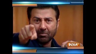 Sunny Deol Revealed Why He Gets Angry So Quick in  Aap Ki Adalat