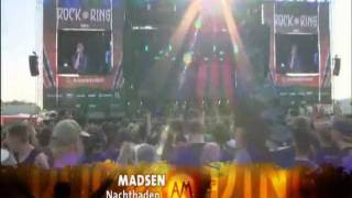 Madsen - Nachtbaden (live Rock am Ring 2011)