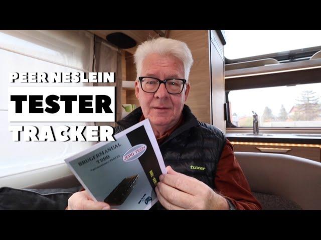Peer Neslein tester - Tracker (Reklame)