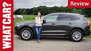 2017 Volvo XC60 review What Car