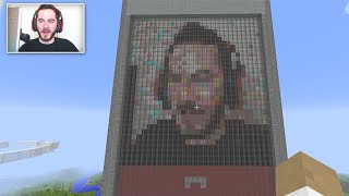 Minecraft Working Cell Phone w Web Browser and Video Calling
