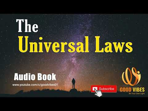 The Universal Laws - Full Audio book