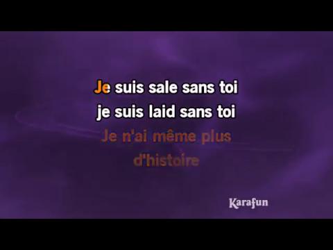Karaoké Je Suis Malade Les Petites Femmes De Pigalle Serge Lama