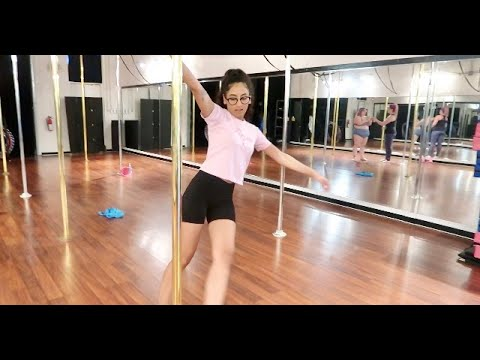 I Took A Pole Dancing Class And This Happened...