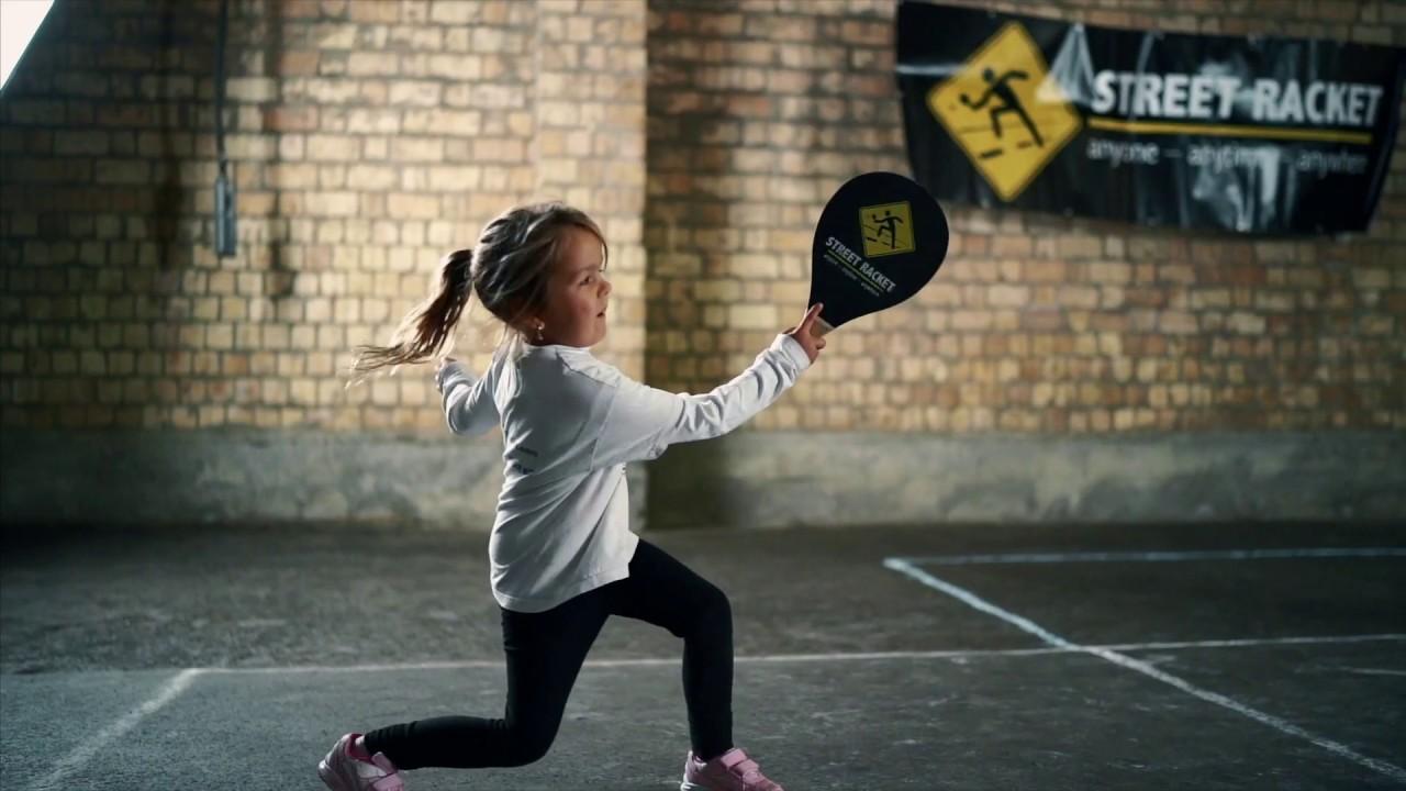 Street racket: uno sport in sicurezza
