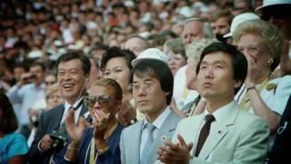 발전을 이룰 준비가 된 나라 대한민국,  88올림픽의 기적!