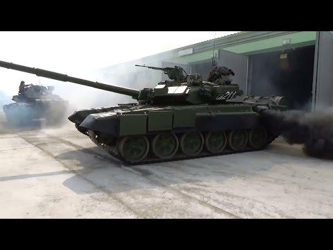 Начало внезапной проверки боеготовности в войсках ЮВО, ЗВО, ЦВО