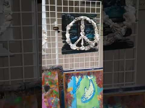 Oceanside First Friday Art Walk 1PeaceArtists