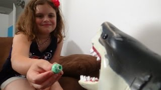 Victoria Mud Puddle Fails with Sharky the Pet Shark at Playground