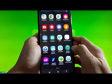 How to Install Ultimate Q ROM on Samsung Galaxy A50 Android 10 Q