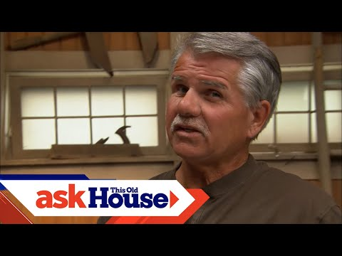 How to Bisect Angles for Cutting Miters | Ask This Old House