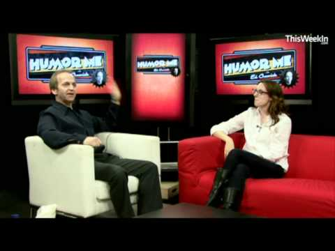 Actress and Comedian Erin Gibson from Infomania on Current TV answers The Fast Five
