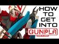 The Ultimate Gunpla Beginner's Guide
