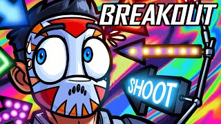 Breakout Funny Moments - Delirious' Wants Them To Find Us!