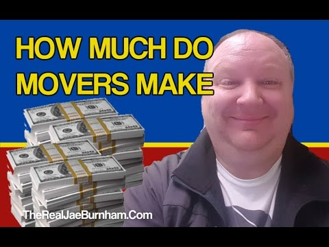 How Much Do Movers Make