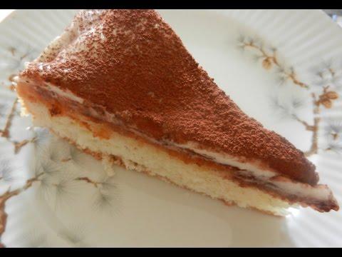 Торт быстрого приготовления