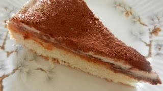 Простой и вкусный - Торт! Приготовит даже новичок!(Как приготовить бисквит,крем) - Мини хозяйка