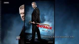 "WWE: ""Ticking Bomb"" by Aloe Blacc ► Payback 2014 Official Theme Song"