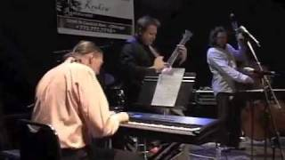 "Jaroslaw Smietana Quartet featuring Jon Weber, Krzysztof Pabian, Eric Montzka playing ""I want you"""