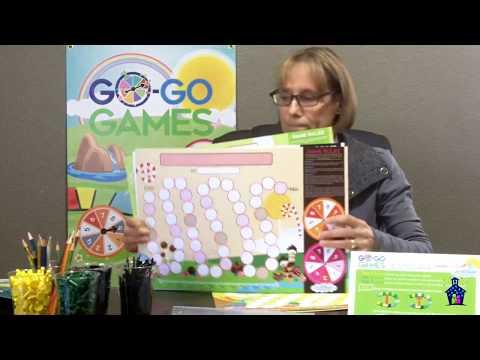 Family Math Night Go-Go Games Station Kit