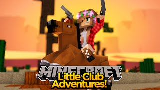 Minecraft Little club Adventures - Little Kelly