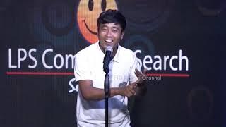 Ramngaihzuala Zipro  LPS Comedian Search 2018 Finalist