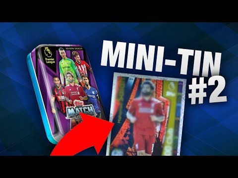 100 CLUB AGAIN?!! | MATCH ATTAX 2018/2019- MINI TIN OPENING #2