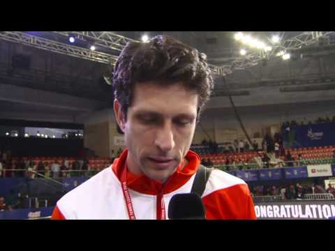 IPTL 2016 Final: Post-match Interview with Marcelo Melo
