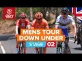 Santos Tour Down Under 2020 Stage 2 HIGHLIGHTS | Novatech Stage 2: Woodside - Stirling