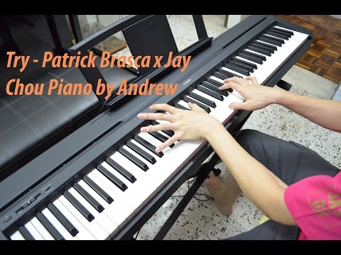 Try - Patrick Brasca 派偉俊 x Jay Chou 周杰倫 Kung Fu Panda 3 Theme Song Piano by Andrew