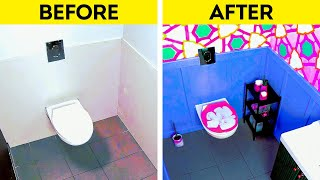 Awesome Room Decorating And Organizing Hacks    Room Transformations That Will Make You Wow