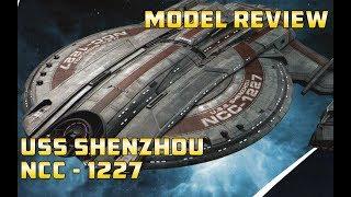 Star Trek: Discovery Starships - USS SHENZHOU