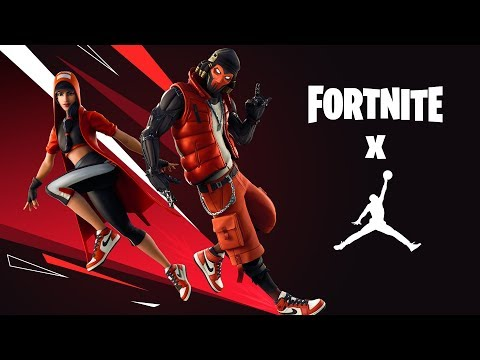 Epic launches FortniteXJumpman crossover with Air Jordan 1