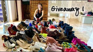 GIVEAWAY TIME I SHOES GIVEAWAY…