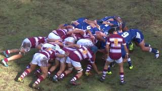 St Peters First XV 2018 Rugby HIGHLIGHTS