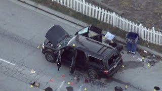 San Bernardino shooting suspect in contact with Islamic extremists