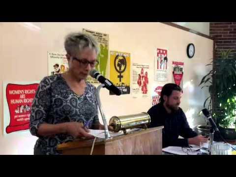 Revolutionary Feminism, a Discussion with Dr. Sam Solomon