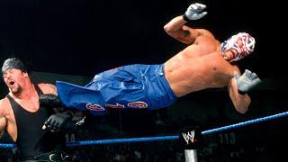 Rey Mysterio vs. The Undertaker: SmackDown, April 3, 2003