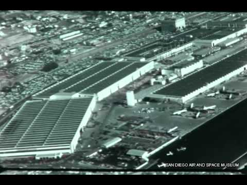 Atlas Manufacturing, Kearny Mesa Plant, Building 19, Sycamore Canyon, Pt. Loma Site HACL Film 00077