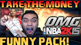 offering money for onyx derrick rose funny pack opening going for onyx d rose p 1 nba 2k15
