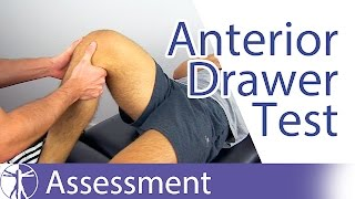 Anterior Drawer Test⎟Anterior Cruciate Ligament Rupture